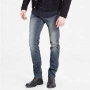 "JACK & JONES Slim-Fit-Jeans ""LEON SC079 INDIGO KNIT"""
