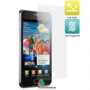 Set 2 buc Folie Mata Antiglare Protectie Ecran Samsung Galaxy S2 i9100 S2 Plus i9105