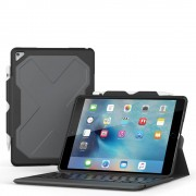 Zagg Keyboard Cover für iPad Pro 10.5 Messenger Rugged