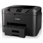 Multifunctional Canon Maxify MB2750, Inkjet, A4, 24 ppm, Duplex, ADF, Fax CIS, Retea, Wireless (Negru)