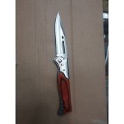 Prijam Knife Sb-17 Foldable Blade Sports Outdoor Knife with Torch for Camping Hiking