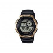 Reloj CASIO AE-1000W-1A3VCF World Time Collection Análogo-Digital ILUMNATOR-Negro