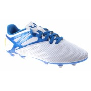 adidas voetbalschoenen Messi 15.3 FG AG junior wit mt 28