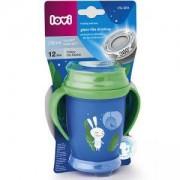 Детска чаша с дръжки 360° Lovi Mini, Follow The Rabbit, 210 мл., 077743