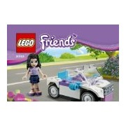Lego Friends Set 30103 Emmas Car
