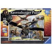 PUZZLE DRAGONS, 150 PIESE - RAVENSBURGER (RVSPC10015)