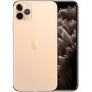 Apple Iphone 11 Pro Max 256GB arany, kártyafüggetlen, Gyártói garancia