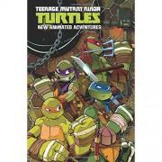 Teenage Mutant Ninja Turtles: New Animated - Volume 1 Graphic Novel