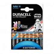 Baterie Duracell Turbo Max AAA LR03 Star Wars 8buc