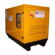 Generator de curent (grup electrogen) KJ GENERATORS KJT16-AI, 14KVA