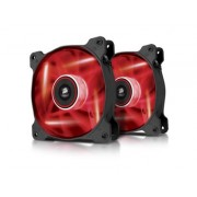 Corsair Air AF120 - 120 mm - Duo-pack - Red