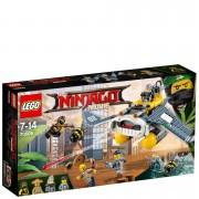 Lego The LEGO Ninjago Movie: Bombardero-mantarraya (70609)