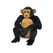Cimpanzeu din plus, 48 x 40 x 43 cm