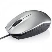 Мишка Asus UT280 Wired Optical Mouse, 1000dpi, USB, Silver, 90XB01EN-BMU060