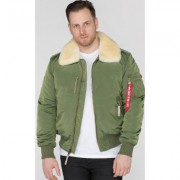 Alpha Industries Injector III Giacca Verde S