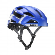 Bern FL 1 Pave Albastru Royal Casca Ciclism Marime L 56-59 cm