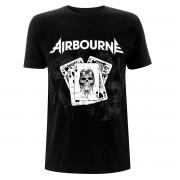 Muška metal majica Airbourne - Playing Cards - NNM - RTAIRTSBPLA