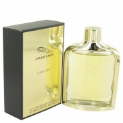 Jaguar Classic Gold by Jaguar Eau De Toilette Spray 3.4 oz