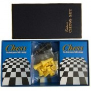 SHRIBOSSJI Chess Strategy Game for players Mind Develpment easy to carry Indoor Game for kids and adults BoardGame