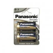 PANASONIC baterije LR20EPS/2BP Alkaline Everyday Power LR20EPS/2BP