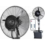 WELLIMPEX PowerCool 66cm (26'') távirányítós párásító ventilátor