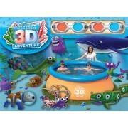 Bazen igraonica 3D Ariel