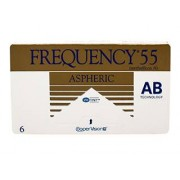 Frequency Frequency 55 Aspheric 6 Pack Kontaktlinser