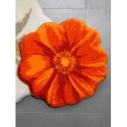 Grund Badmatten Bloem Grund oranje
