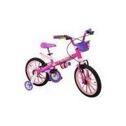 Bicicleta Aro 16 Top Girls - Nathor