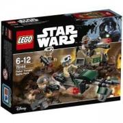 Конструктор Лего Стар Уорс - Боен пакет с бунтовнически войници - LEGO Star Wars, 75164