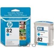 Cartus HP 82 69-ml Cyan Designjet 500 800