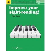 Paul Harris Piano (Improve Your Sight-reading!): Grade 2