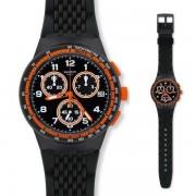 Orologio swatch unisex susb408 nerolino