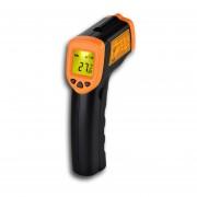 Termometro Infrarrojo Digital Industrial 380° / Negro