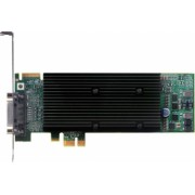 Placa video Matrox M9120 plus DualHead 512MB DDR2 2xDVI PCI/Express low profile