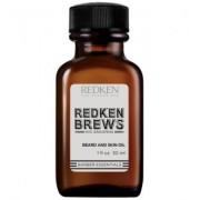 Redken For Men Redken Brews Beard and Skin Oil 30ml