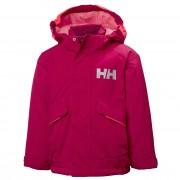 Helly Hansen Kids Snowfall Insulated chaqueta Rosado 110/5