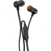 JBL Harman T290 in ear slušalice u ušima slušalice s mikrofonom crna