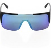 Fastrack Sports Sunglasses(Blue)