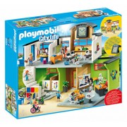 Playmobil City Life, Scoala mobilata