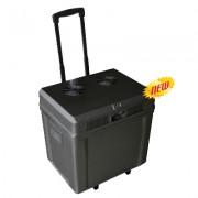 Prenosná chladnička s extra objemom 42L