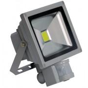 Mitea Lighting Reflektor sa senzorom LED COB 6500K sivi (M4020 RLS 20W)