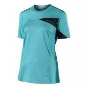 Troy Lee Designs Women's Skyline Short Sleeve Jersey - Aqua - M - Blue