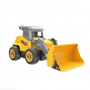 2.4G 4CH RC Truck Bulldozer Kids Beach Sand Playing Truck Car