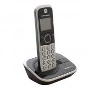 Motorola Teléfono inalámbrico digital con altavoz Motorola M4700 plata