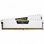 Corsair DDR4, 3200MHz 16GB 2 x 288 DIMM, Unbuffered, 16-18-18-36, Vengeance LPX White Heat spreader, 1.35V, XMP 2.0, Supports 6th Intel Core i5/i7 CMK16GX4M2B3200C16W