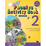 Jolly Phonics Activity Book 2 (in Print Letters), Paperback