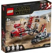 Lego Star Wars (75250). Inseguimento sullo Speeder Pasaana