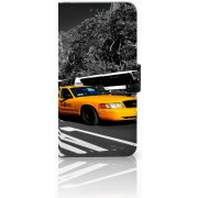 Huawei P30 Lite Boekhoesje Design New York Taxi