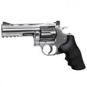 ASG Dan Wesson 715 - 4'' Silver Diabolo 4,5mm